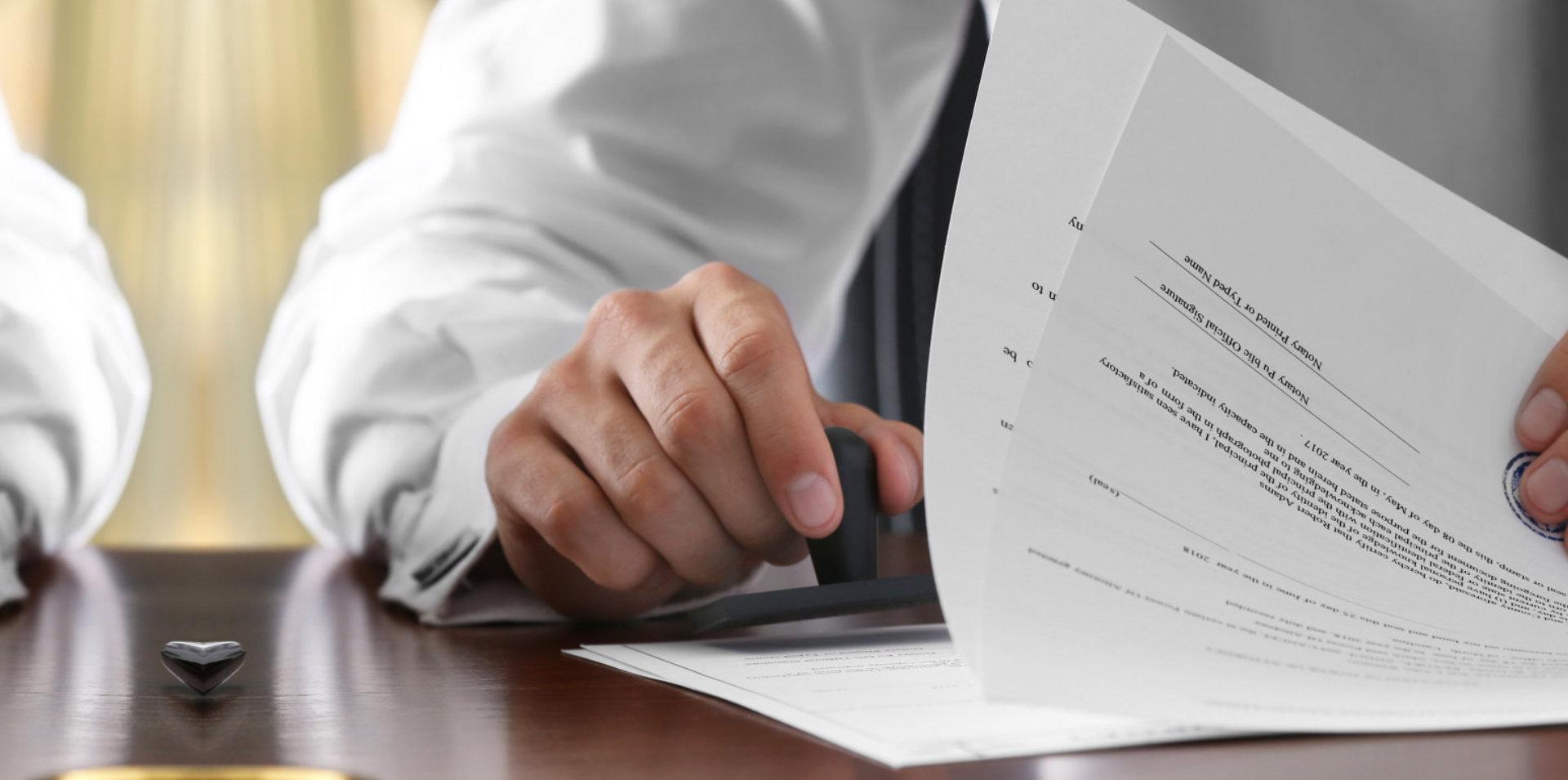 document review concept